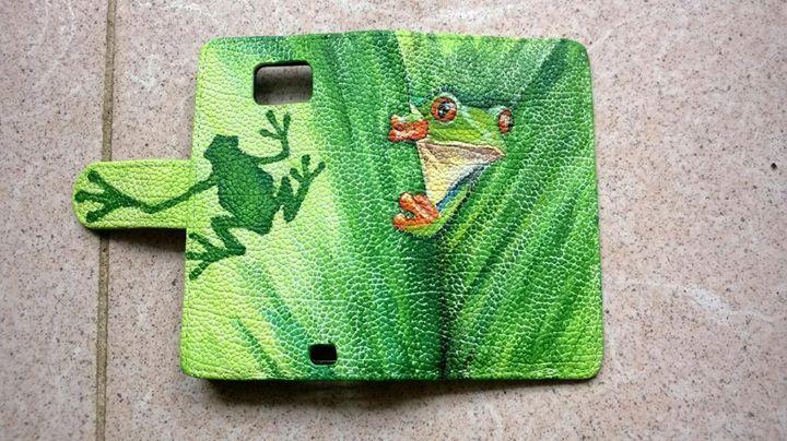 frog simona d'alessandri